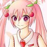 Sakura Miku Cosplay