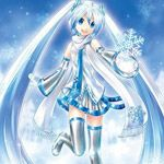Snow Miku Cosplay