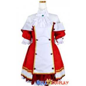 Trickster Online Cosplay Cat Costume