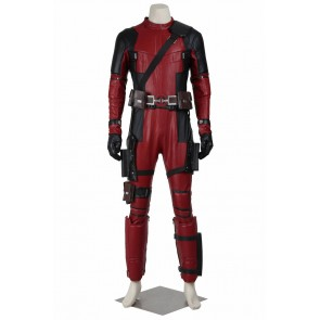 Deadpool Wade Wilson Cosplay Costume Version B