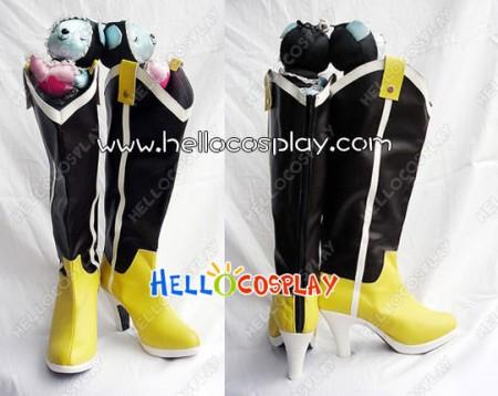 Puella Magi Madoka Magica Cosplay Mami Tomoe Boots New