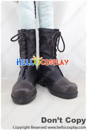 Black Butler Kuroshitsuji Cosplay Shoes Ciel Phantomhive Short Boots