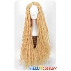 The Hobbit The Lord Of The Rings Galadriel Cosplay Wig