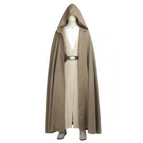 Star Wars: The Last Jedi Luke Skywalker Cosplay Costume