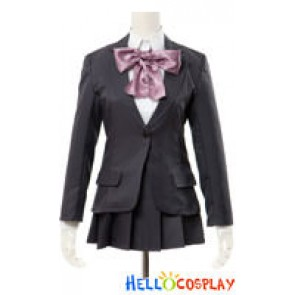 The Disappearance of Haruhi Suzumiya Cosplay School Girl Uniform