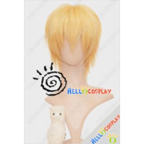 Fate Stay Night Cospaly Gilgamesh Wig