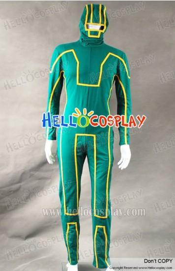 Kick-Ass Cosplay Costume Dave Lizewski Jumpsuit