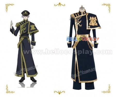 07 Ghost Ayanami Cosplay Uniform
