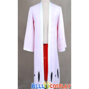 Bleach Captain Of the 13th Division Jushiro Ukitake Cloak