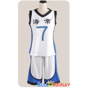 Kuroko No Basuke Kurokos Basketball Cosplay Kaijō Ryōta Kise Short Costume