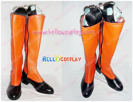 Lamento BEYOND THE VOID Cosplay Boots