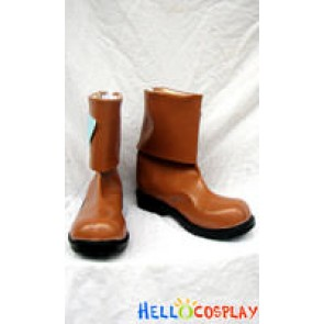 Hotaru Cosplay Boots From Dot hack//Legend of the Twilight Brace