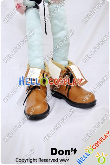 Tiger And Bunny Cosplay Shoes Origami Cyclone Shoes
