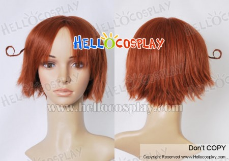 Axis Powers Hetalia APH Cosplay South Italy Wig