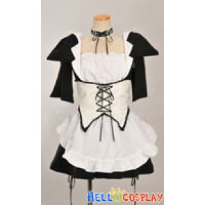Kaichou Wa Maid-Sama Cosplay Costume Dress School Uniform