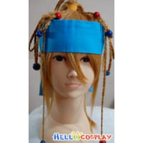 Final Fantasy Rikku Cosplay Wig
