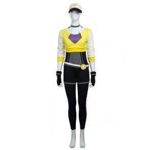 Pokemon GO Female Yellow Cosplay Costume