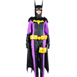 Batgirl Supergirl Stephanie Brown Cosplay CostumeUniform