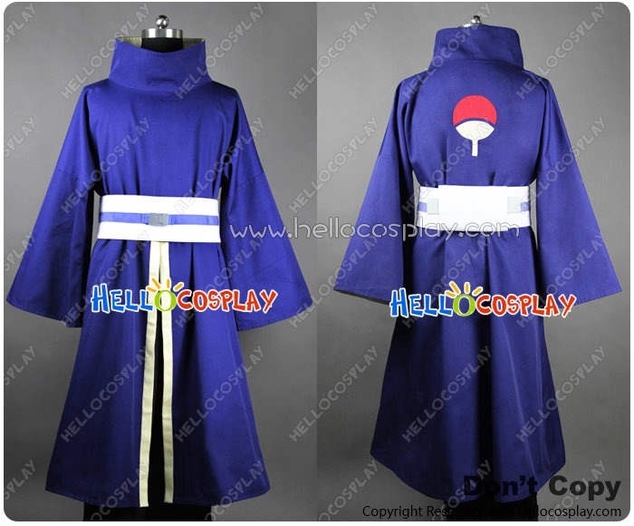 Naruto Cosplay Obito Uchiha Madara Costume With Mask