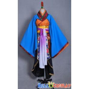 Mystic Heroes Cosplay Tai Costume