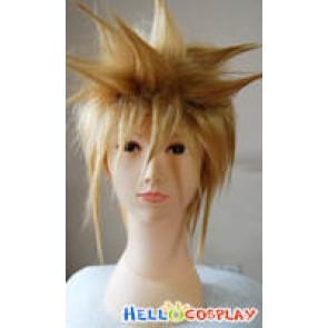 Final Fantasy Cloud Wig