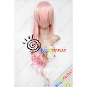 Macross Frontier Cosplay Pink Wig