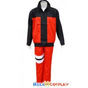 Naruto Uzumaki Cosplay Costume Halloween