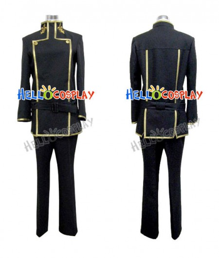 Code Geass Lelouch Lamperouge Cosplay Costume