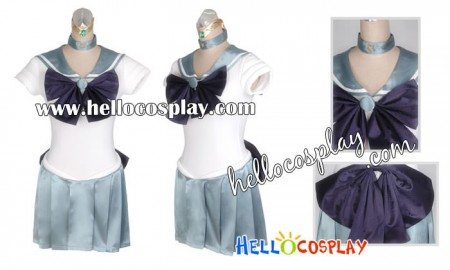Sailor Moon Cosplay Sailor Neptune Costume