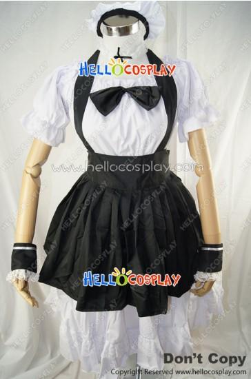 Maid Dress Cosplay Sweet Maid Lolita Costume