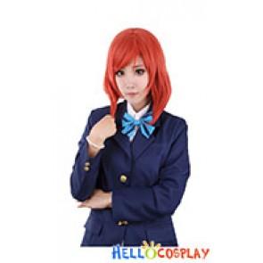 Love Live Lovelive Maki Nishikino Cosplay Wig