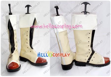 Tales of Vesperia Cosplay Yuri Lowell Boots V2