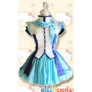 Vocaloid 3 I Style Project Aoki Lapis Cosplay Dress