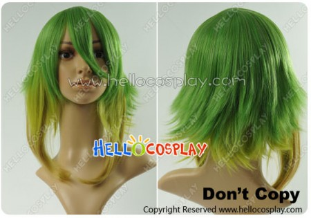 Vocaloid Gumi Cosplay Wig