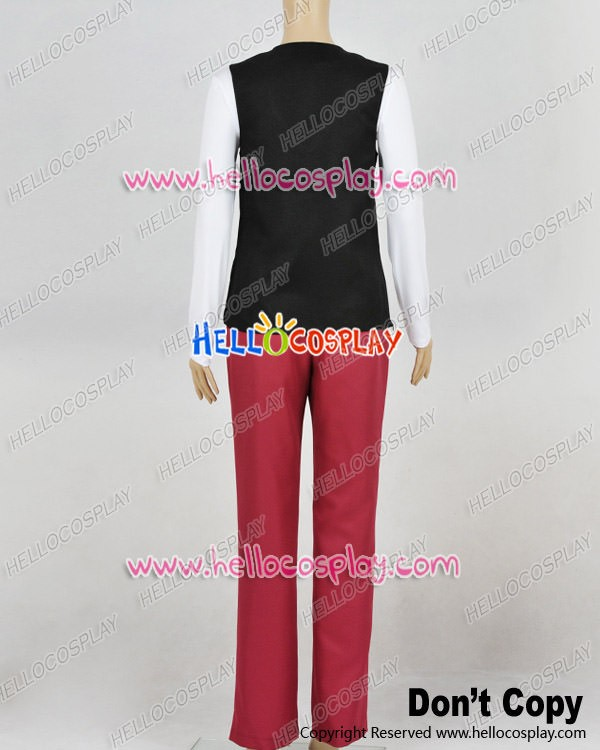 Brothers Conflict Louis Asahina Uniform Cosplay Clothing Costume