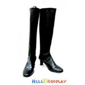 Rozen Maiden Suigintou Cosplay Boots