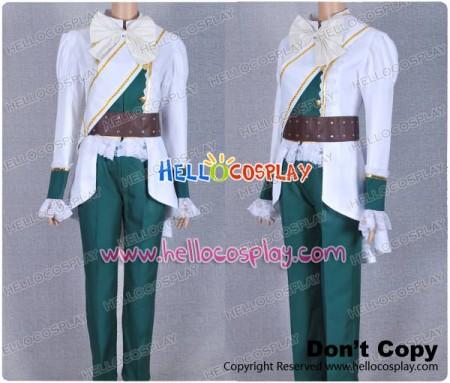 Axis Powers: Hetalia Cosplay Costume Hungary Traditional Uniform