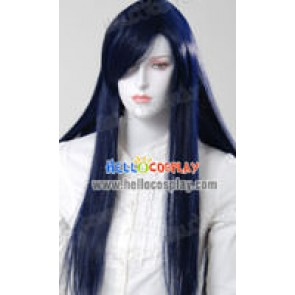 Cosplay Midnight Navy Medium Wig