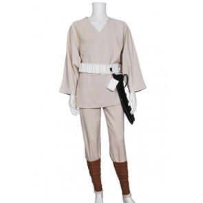 Star Wars Luke Skywalker Cosplay Costume Tunic