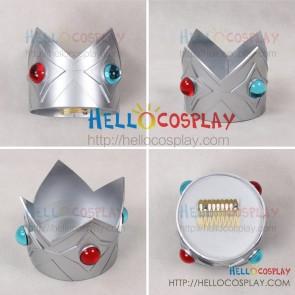 Super Mario Cosplay Cosmic Spirit Imperial Crown Headdress Prop