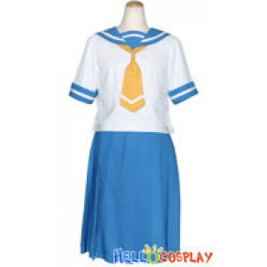 Higurashi no Naku Koro ni Cosplay School Girl Uniform