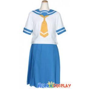 Higurashi no Naku Koro ni Cosplay School Girl Uniform
