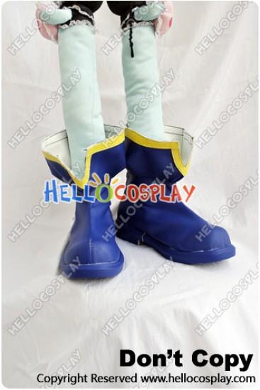 Puella Magi Madoka Magica Sayaka Miki Shoes New