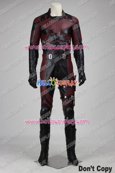 Daredevil Matt Murdock Uniform Cosplay Costume