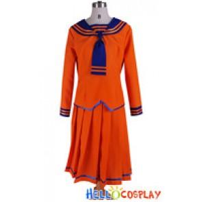 Fruits Basket Cosplay Navy Costume Orange Uniform