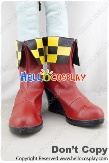 Kamigami No Asobi Ludere Deorum Cosplay Shoes Loki Laevatein Shoes