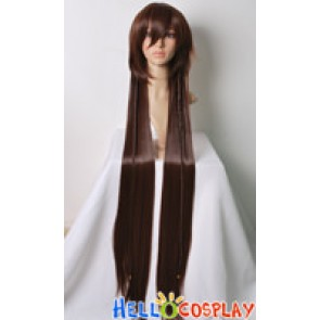Pandora Hearts Cosplay Black Rabbit Alice Wig