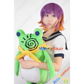 Aquarion Evol Yunoha Suroor Cosplay Wig