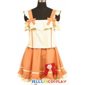 Macross Frontier Ranka Lee Cosplay Costume