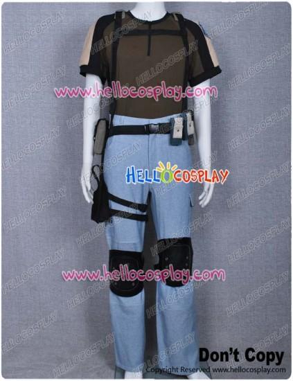 Resident Evil Chris Redfield Cosplay Costume
